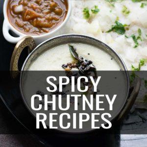Spicy chutney recipes