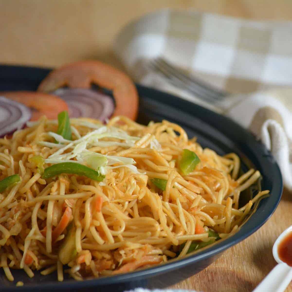 learn how to make Spicy Szechuan Noodles