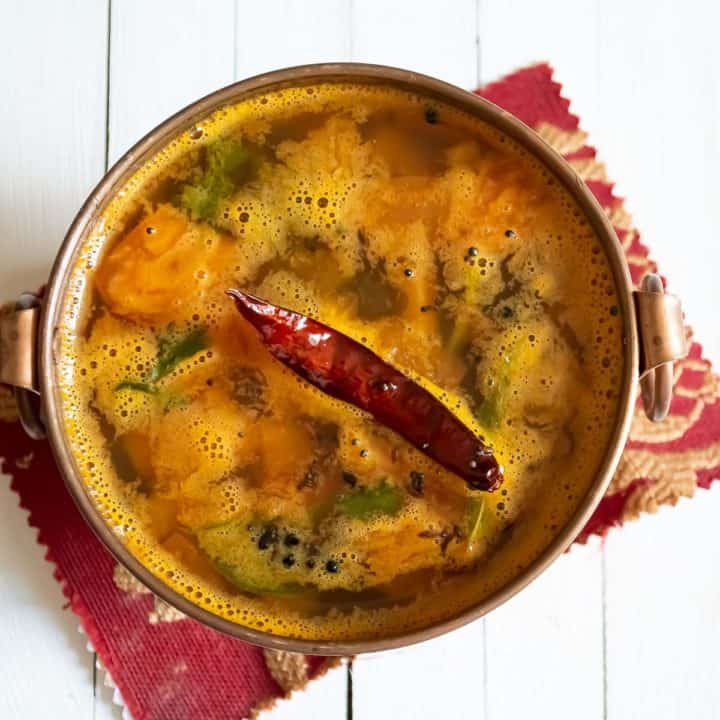 Pineapple Rasam: 'Rasam' plays a phenomenal part in South Indian meal. Rasam literally means the 'extracted juice'.